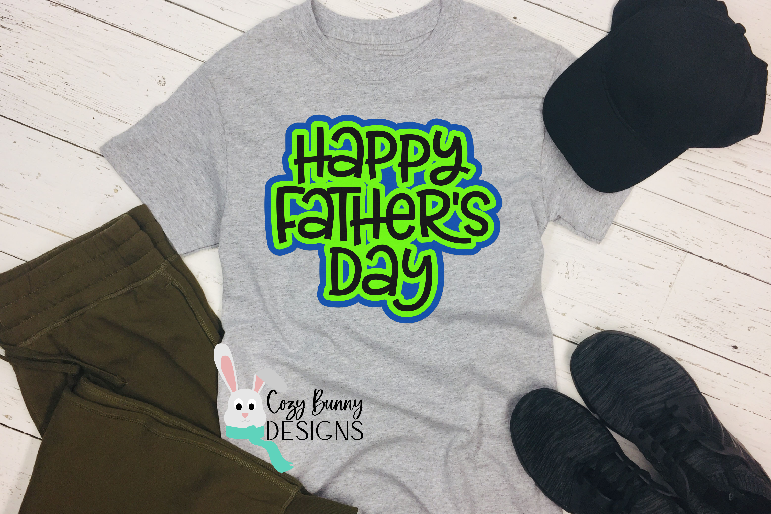 Read more about the article Happy Father's Day SVG Freebie