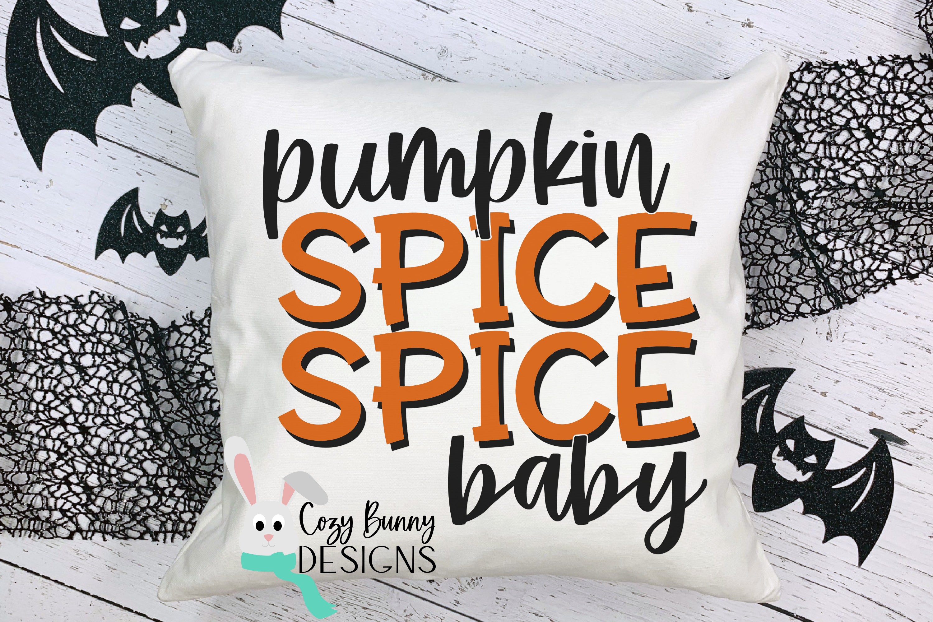 Read more about the article Pumpkin Spice Spice Baby – Free Fall SVG